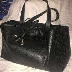 Steve Madden handbag purse black bag